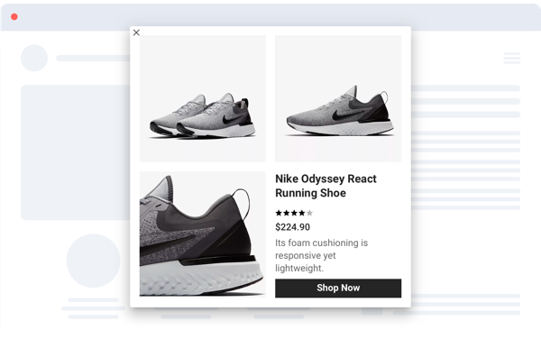 product detail page to increase conversion