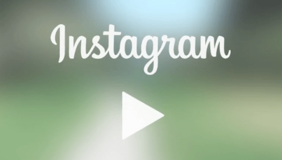 Video content marketing example image of Instagram.