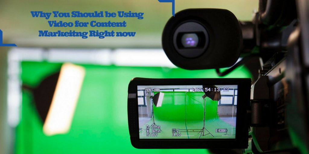 Example image of video content marketing.