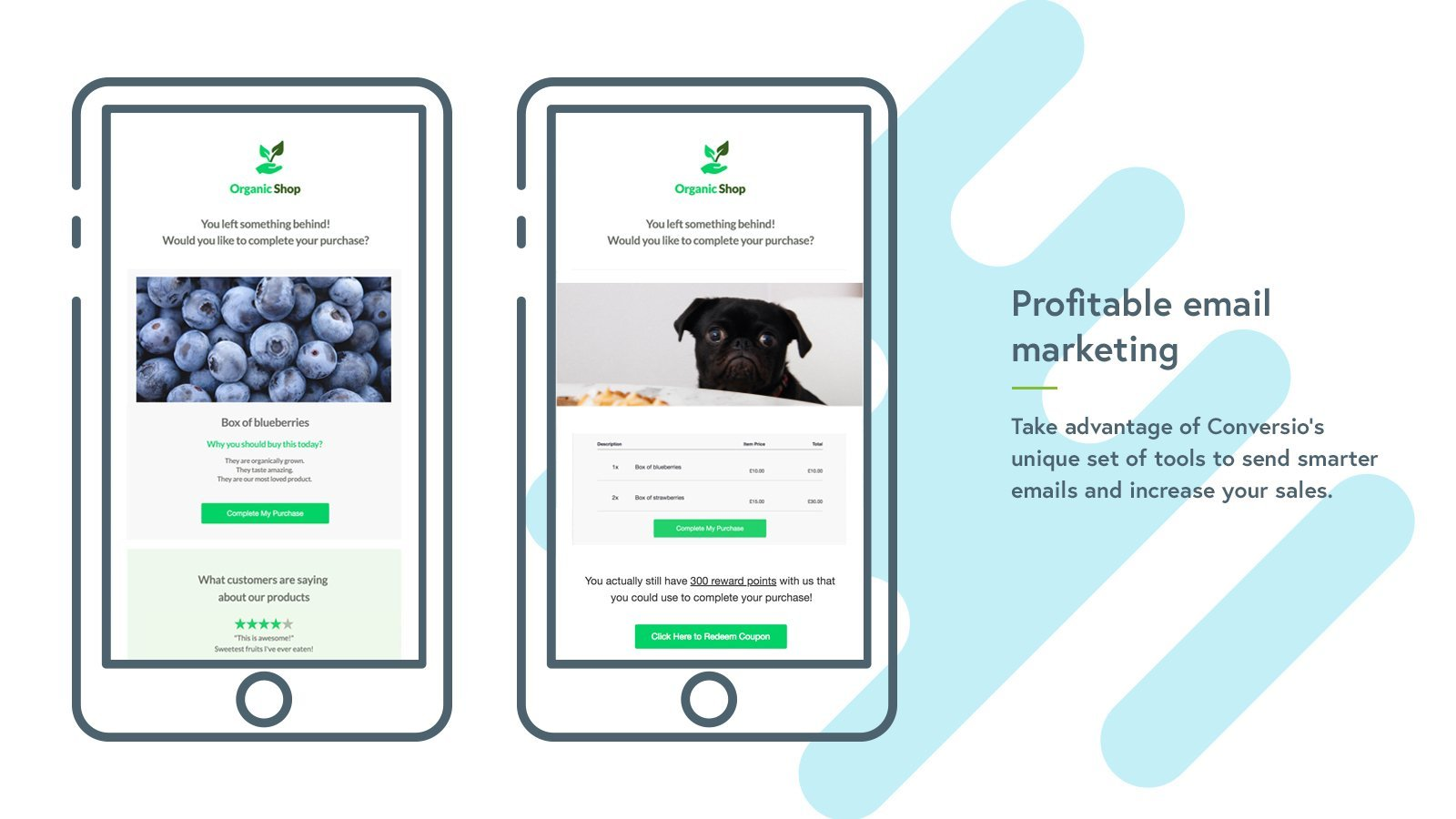 Increase sales and conversions with Conversions Marketing app on Shopify.