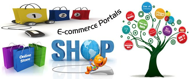 Image of the e-commerce-portals.