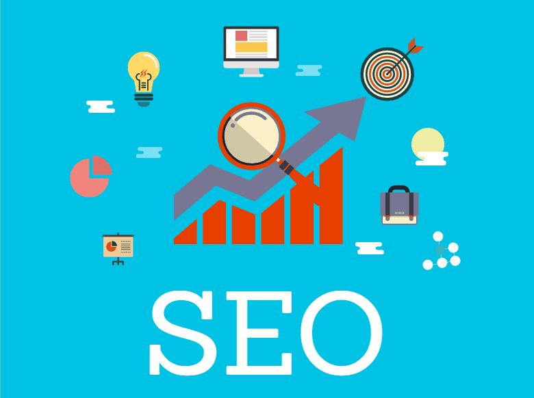SEO increase traffic.