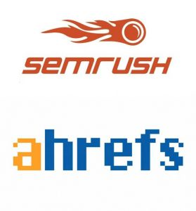 Semrush and Ahrefs as powerful tool to track conversions
