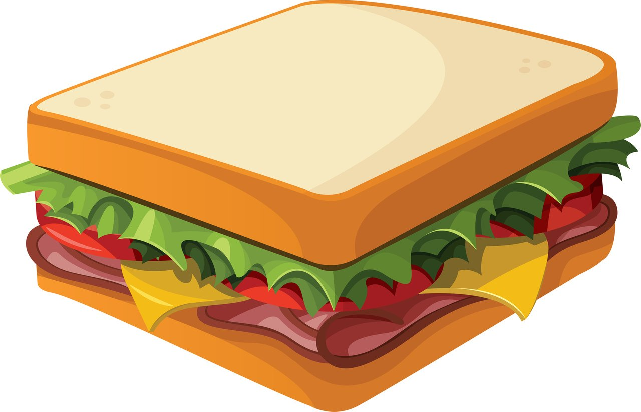 Example of the bonus sandwich.