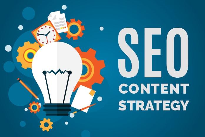 SEO content-organization strategy.