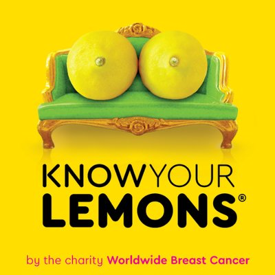 Know your lemons social media campaign.