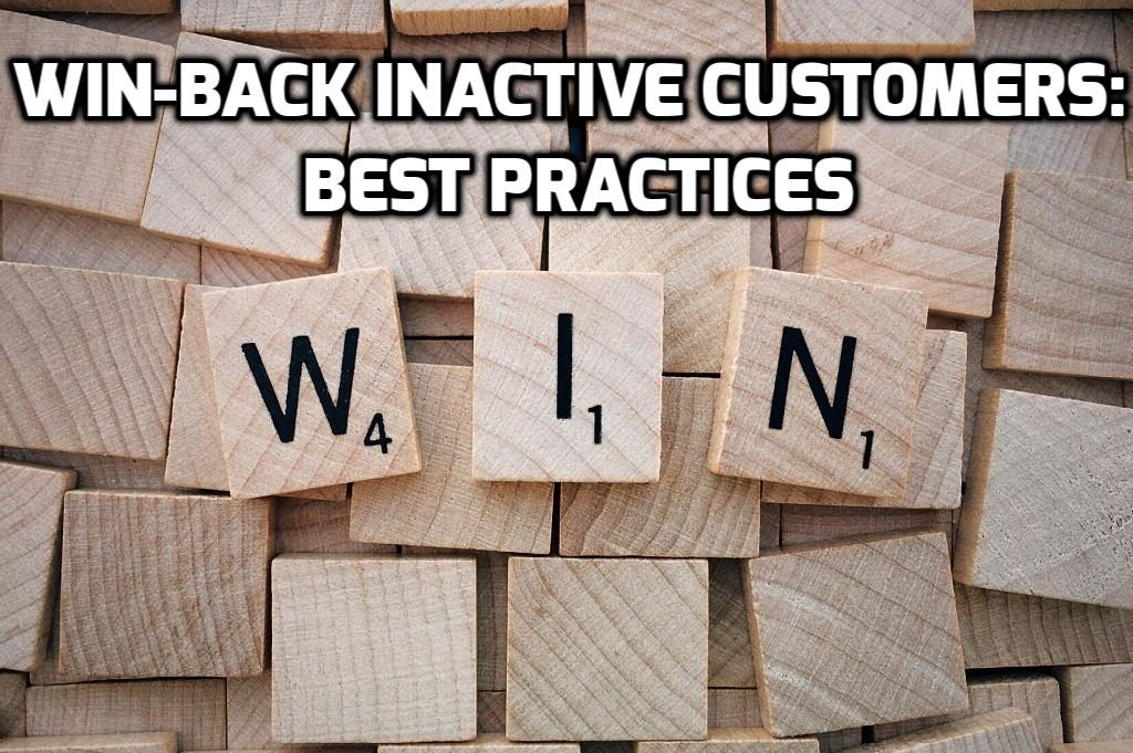 Win-back email best practices.