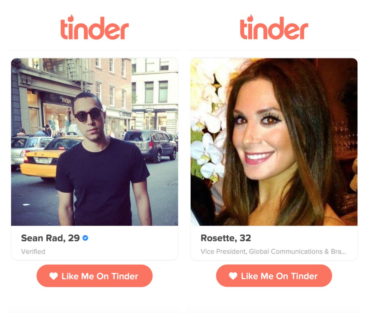 Tinder is successful growth hacking example.
