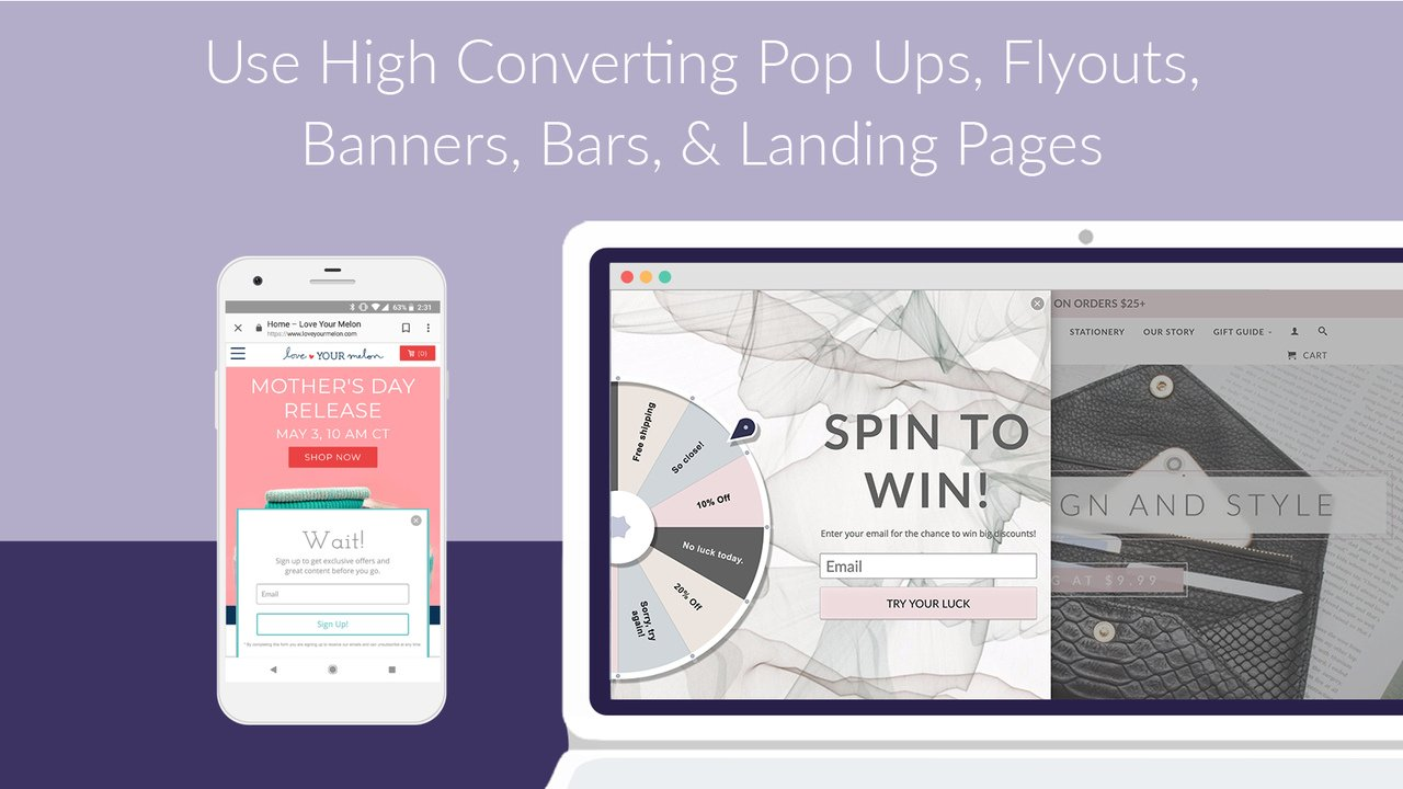 Privy Shopify Popup Plugin to boost sales.