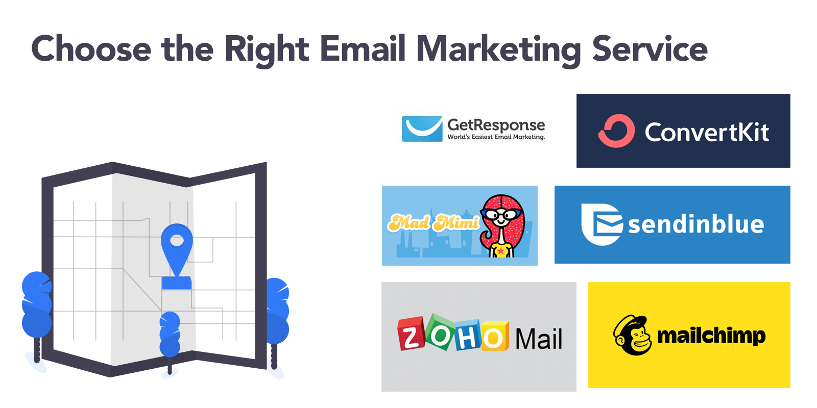 Choosing the right email service providers